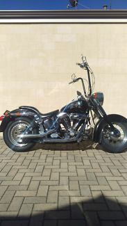 Harley Softail Custom  Bayswater Bayswater Area Preview