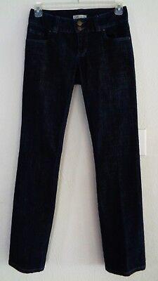 CABI JEANS Slim Straight Dark Size 4 Lou Lou Style #201 Nice!! 31 x 33.5 for sale  Universal City