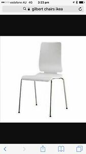 Brand new Gilbert dining chairs from IKEA Lane Cove North Lane Cove Area Preview