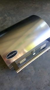 Portable BBQ Grill *AS NEW* Gumeracha Adelaide Hills Preview