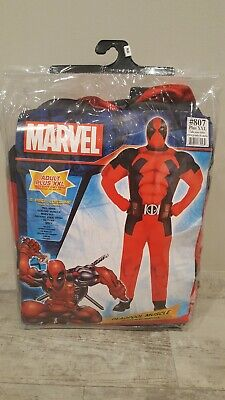 Deadpool Muscle Costume