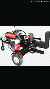 30t honda wood splitter for hire Rowville Knox Area Preview