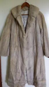 Genuine Vintage Fur Jacket Lancefield Macedon Ranges Preview