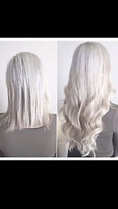 Hair Extension Services - Tape-in, Nanolink, Fusion
