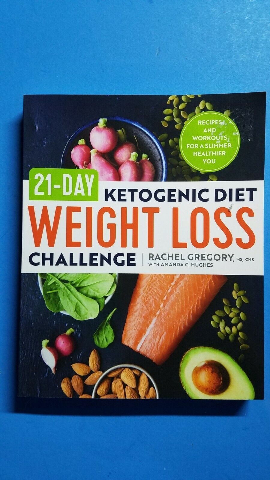 21-Day Ketogenic Diet Weight Loss Challenge: Recipes and Wor