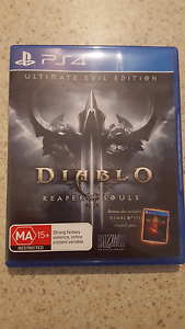Diablo 3 reaper of souls Ps4 Smithfield Plains Playford Area Preview