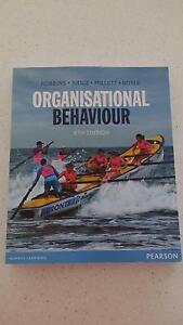 MBA textbook Organisational behavior 8th edition 2017 buy Wattle Grove Kalamunda Area Preview