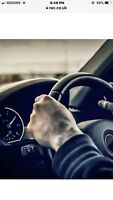 In Car lessons for G2 or G license road tests