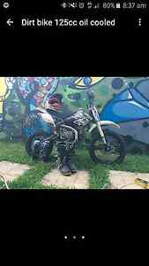 140cc assassin pitbike Springfield Ipswich City Preview