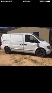 2001 Mercedes Vito 113 Van