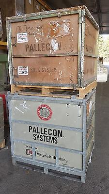 Kleincontainer, faltbar von der  Firma Chep, Pallecon