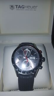 Tag Heuer Carrera Monaco Grand Prix Limited edition  Spotswood Hobsons Bay Area Preview