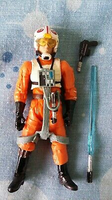 Star Wars VOTC Luke Skywalker X-Wing Pilot figure