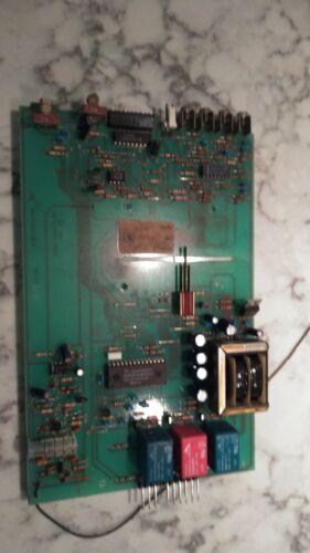 STANLEY GARAGE DOOR OPERATOR CONTROL BOARD      MODEL 3529
