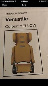 Infasecure  child car booster seat  age 4 up brand new in box bargain Aldinga Beach Morphett Vale Area Preview
