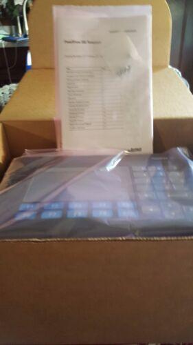 Allen Bradley 2711-b5a8  Pv550  Ser  H  Frn  4.41  2711b5a8   New  Touch//keypad
