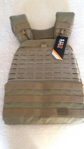 CrossFit Weight Training Vest - Sandstone Colour - 5.11 Tactical