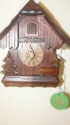 Cuckoo Clock from grandpa's stash
