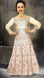 Indian pakistani ladies Bollywood collection gown salwar suit