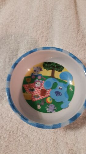 Blues Clues Toddler Bowl (has marker spots on bottom)