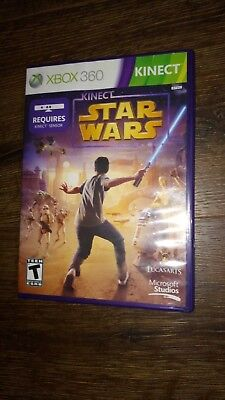 Kinect Star Wars (Microsoft Xbox 360, 2012) *****LN***** for sale  Shipping to Nigeria