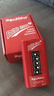 Hughes and Kittner redbox cabinet simulator