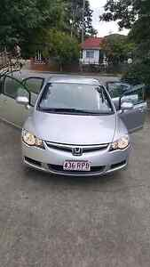 Quick sale Honda civic-2007only(70000k) Woolloongabba Brisbane South West Preview