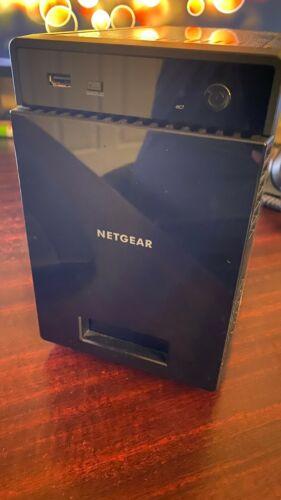 Netgear ReadyNAS 104 RN104 4-Bay Network Attached Storage NAS (no drives)