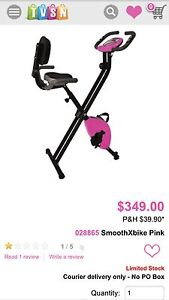 Smooth X bike- Pink Mordialloc Kingston Area Preview