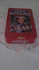 ARNOTTS ANZAC BISCUIT TIN Carseldine Brisbane North East Preview