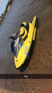 SEADOO RXP SUPERCHARGED MUST SEE
