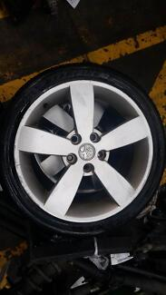 Holden Monaro CV8 Series III Rims and Tyres Seventeen Mile Rocks Brisbane South West Preview
