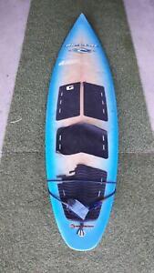 "Surfboard. Rip Curl. 6'10"""