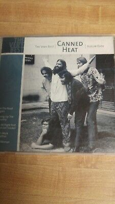 The Very Best Canned Heat Album Ever CD