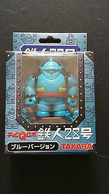 Choro Q Tetsujin T-28 Light Blue Gigantor Takara Transformers Anime Go Manga