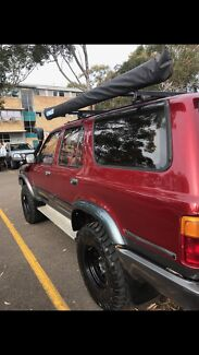 Hilux surf ssr limited long rego swap or sell