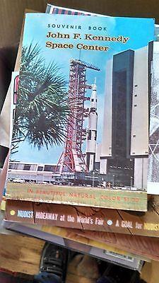 John f kennedy space center souvenier booklet 1969