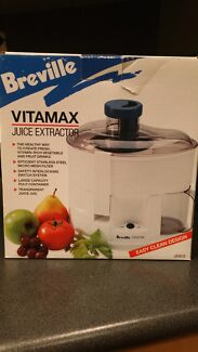 Breville Vitamax Juice Extractor Glenwood Blacktown Area Preview