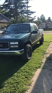 96 GMC Z71 Trade for can am