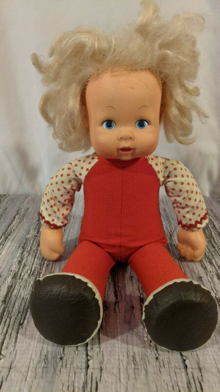 💥Vintage walking baby doll 💥