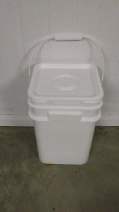 Food grade drum buckets Toowoomba Toowoomba City Preview