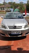 2006 Toyota Corolla ascent, just put 6 months rego !  Greystanes Parramatta Area Preview