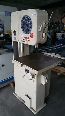16 Used Doall Vertical Heavy Duty Bandsaw Ml A3609