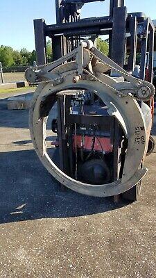Mathey Dearman 3sa Manual Saddle Pipe Beveling Machine 12 - 20