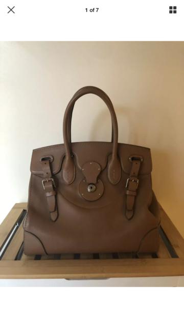 07e99f5cc9 Ralph Lauren Ricky handbag