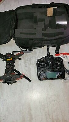 Walkera Runner 250 R advanced racing carbon fiber quadcopter drone with GPS...