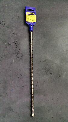 Irwin 516 X 12 Speedhammer Sds Plus Rotary Hammer Masonry Drill Bit