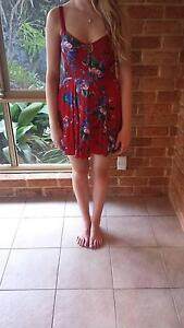 Gorgeous red dress - size 10 Redcliffe Belmont Area Preview