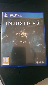 Injustice 2 - ps4 Woodcroft Blacktown Area Preview