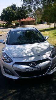 2013 Hyundai i30 GD ACTIVE MANUAL Pemulwuy Parramatta Area Preview